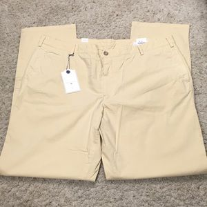 Ballin True Khaki Yellow Comfort Stretch Pants W42